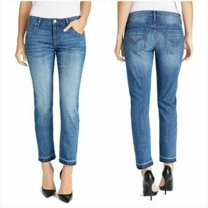 William Rast Cropped Chelsea Wash Jeans 25